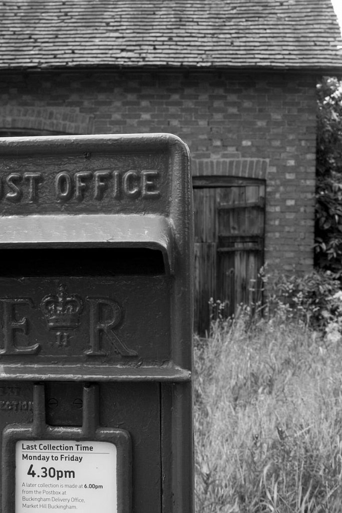 Post Box & Barn