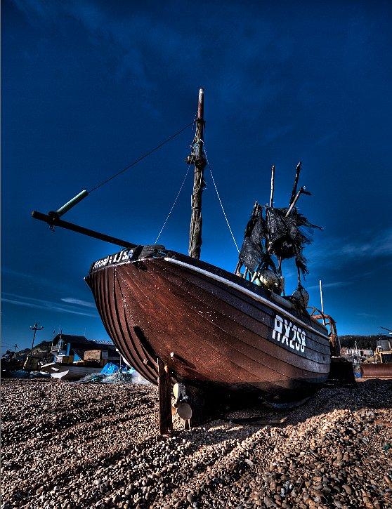 Small Fishing Boat